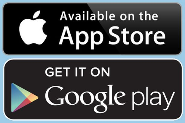 Apple-GooglePlay-LOGOS